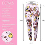 BOO You Where High Waisted Leggings-Wholesale Women's Leggings, Wholesale Plus Size , Wholesale Fashion Clothing