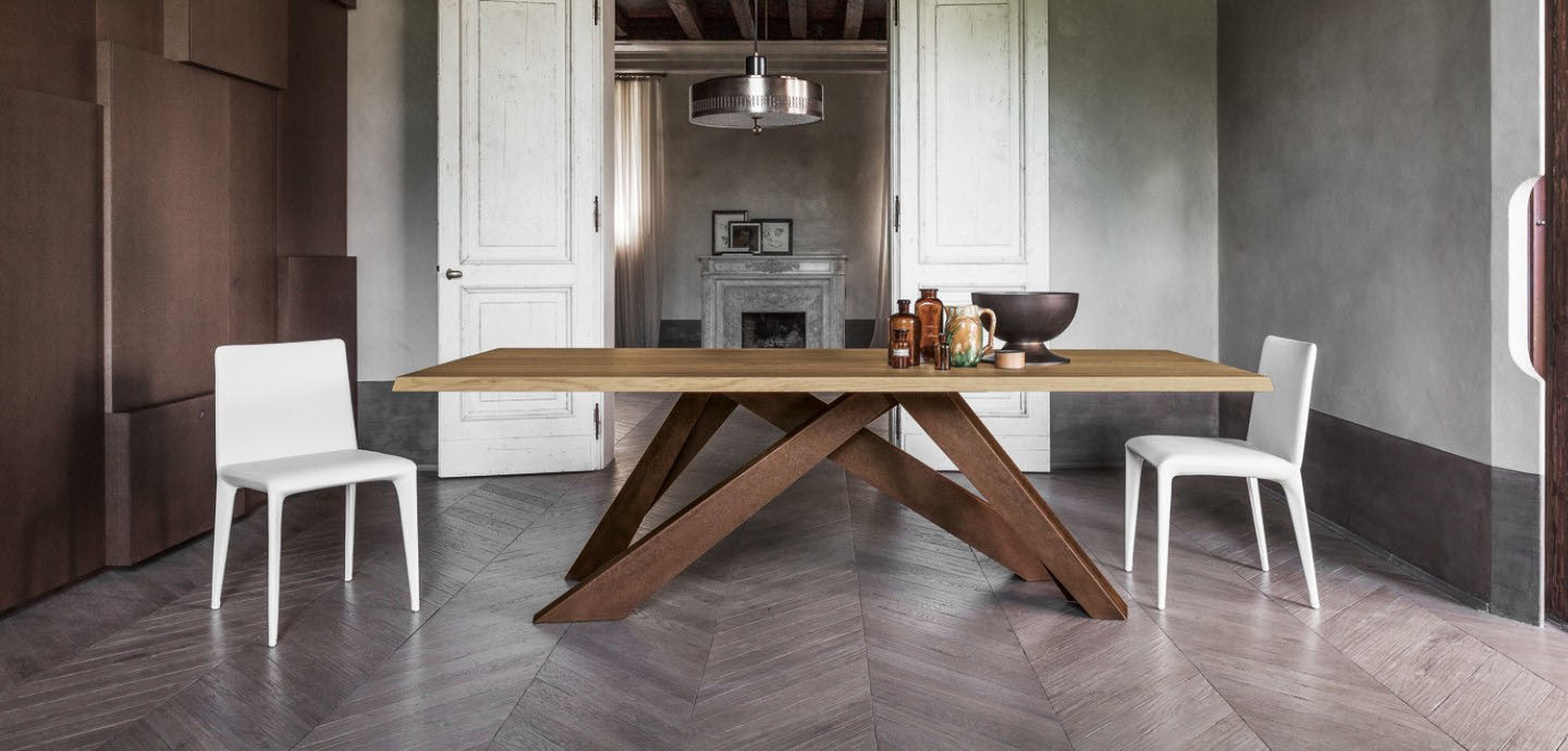 Bonaldo Big Table | Interni Oleari