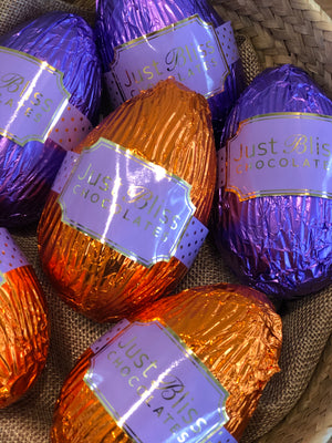 Dark Easter Egg 50g