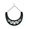 Cleo Necklace Black