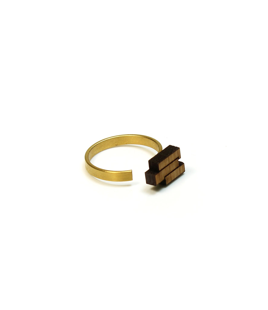 Helena Ring Goldplated