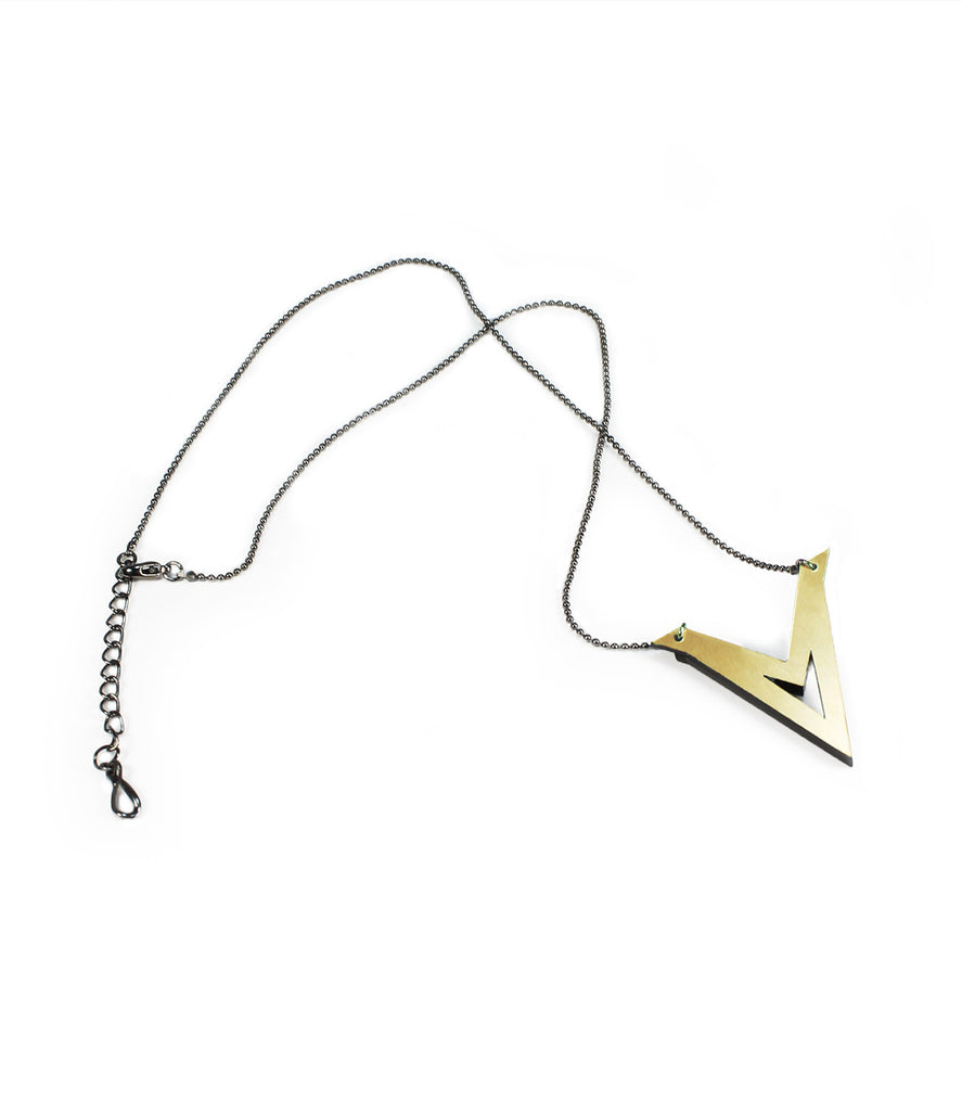 Sophie Necklace Gold