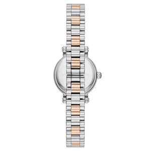 BCBGMAXAZRIA QUARTZ TWO TONE STAINLESS STEEL BG50673003 WOMEN'S WATCH
