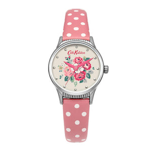 CATH KIDSTON PINK FLORAL ALLOY CKL012PS WOMEN'S WATCH