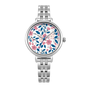 CATH KIDSTON MIXED FLORAL ALLOY CKL037SM BRACELET WOMEN'S WATCH
