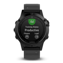 Load image into Gallery viewer, GARMIN fēnix 5 GM-010-01688-60 SMARTWATCH