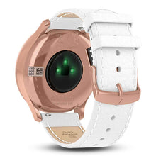 Load image into Gallery viewer, GARMIN VIVOMOVE HR PREMIUM ROSE GOLD GM-010-01850-9B HYBRID SMARTWATCH