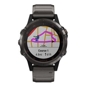 GARMIN fēnix 5 Plus GM-010-01988-81 SMARTWATCH