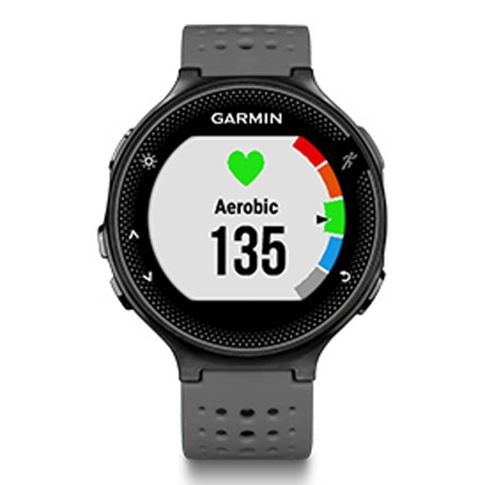 GARMIN FORERUNNER 235 SINGLE BAND GRAY & BLACK GM-010-03717-7E SMARTWATCH