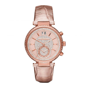 MICHAEL KORS SAWYER CHRONOGRAPH MK2445 WOMEN'S WATCH