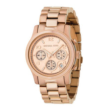 Load image into Gallery viewer, MICHAEL KORS RUNWAY CHRONOGRAPH MK5128 WOMEN'S WATCH