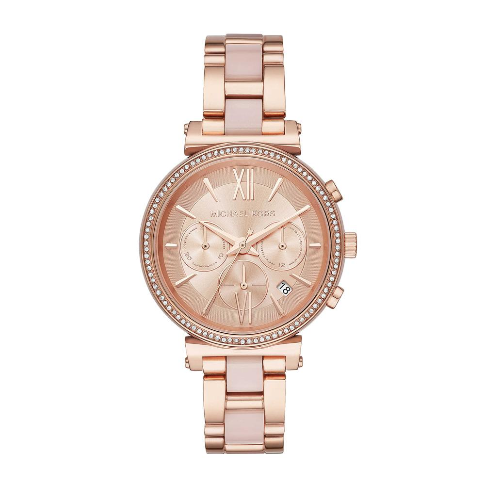 MICHAEL KORS SOFIE CHRONOGRAPH MK6560 WOMEN'S WATCH
