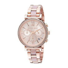 Load image into Gallery viewer, MICHAEL KORS SOFIE CHRONOGRAPH MK6560 WOMEN'S WATCH