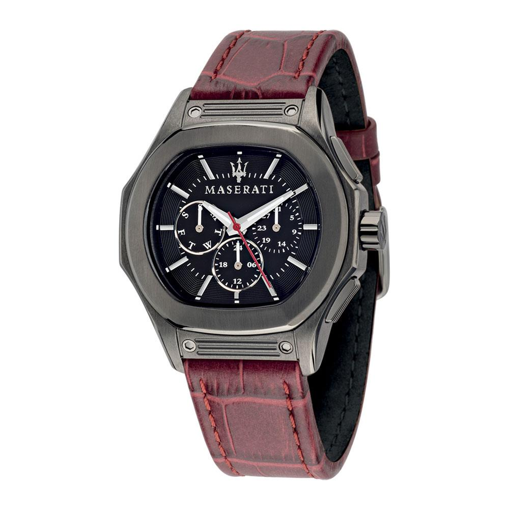 MASERATI FUORICLASSE ANALOG QUARTZ R8851116007 MEN'S WATCH