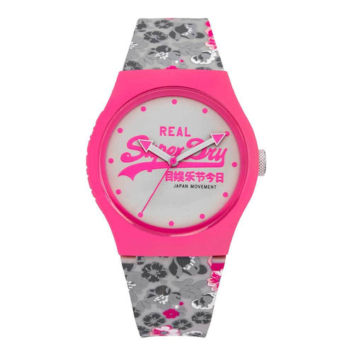 SUPERDRY URBAN FLORAL SYL169EP WOMEN'S WATCH