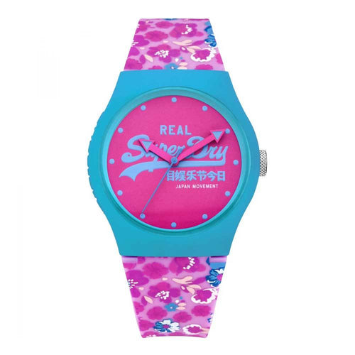 SUPERDRY URBAN FLORAL SYL169UP WOMEN'S WATCH