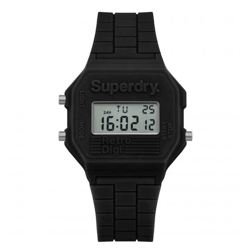 SUPERDRY MINI RETRO DIGI SYL201B WOMEN'S WATCH