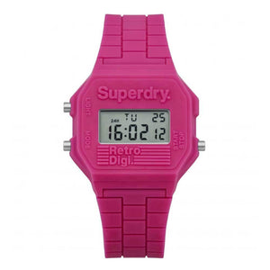 SUPERDRY MINI RETRO DIGI SYL201P WOMEN'S WATCH