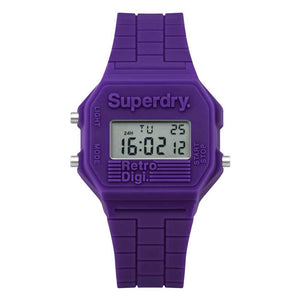 SUPERDRY RETRO DIGI SYL201V WOMEN'S WATCH