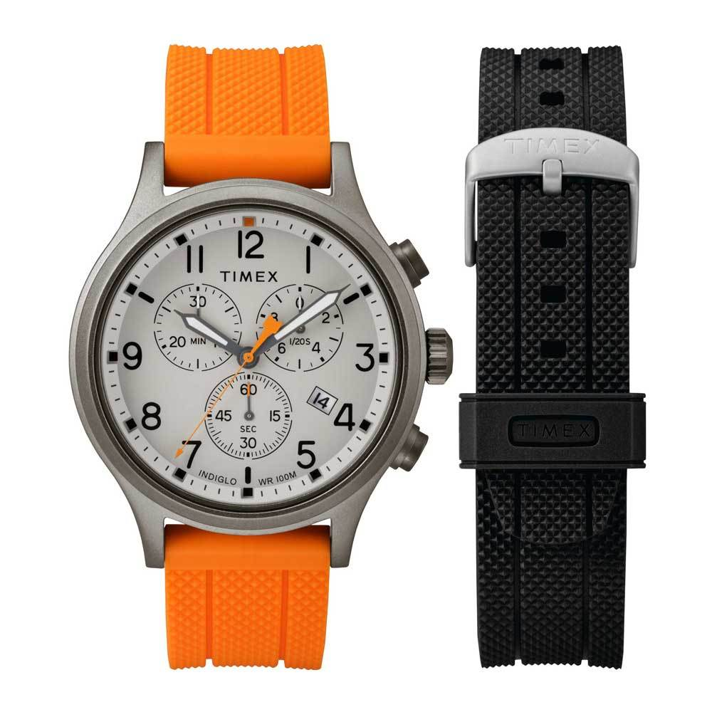TIMEX ALLIED CHRONOGRAPH TWG018000 GIFT SET