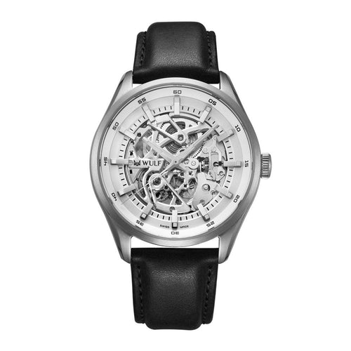 WULF EXO WF02.01 SWISS MECHANICAL MEN'S WATCH