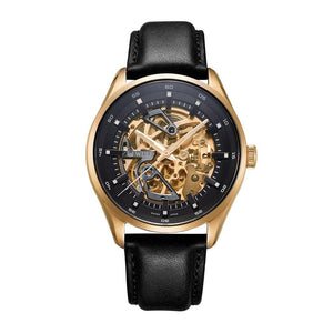 WULF EXO WF02.04 SWISS MECHANICAL MEN'S WATCH