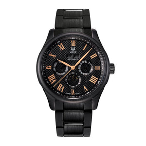 WULF LYCAN-X WF03.05M SWISS MECHANICAL BRACELET MEN'S WATCH