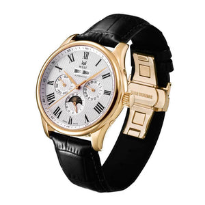 WULF LYCAN WF03.06 SWISS MECHANICAL MEN'S WATCH