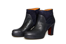 Load image into Gallery viewer, Chie Mihara Jormi Blue Booties
