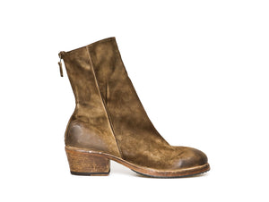 Gidigio Brown Booties