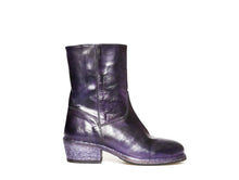 Load image into Gallery viewer, Gidigio Aubergine Booties