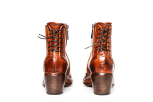 Load image into Gallery viewer, Lemargo Booties - Cognac