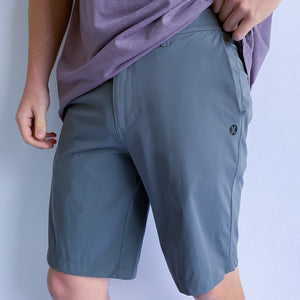 Insanely comfortable men's shorts with flexible waistband. $25.
