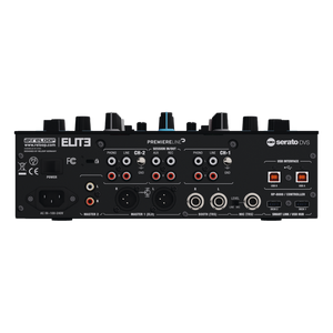 Reloop Elite - High Performance DVS Mixer
