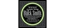 Load image into Gallery viewer, Black Smith BR0942 80/20 Bronze Acoustic Guitar Strings Set