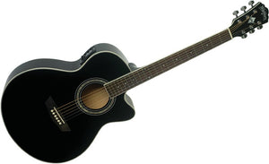 Washburn EA12B Acoustic Electric Guitar