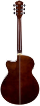 Load image into Gallery viewer, Washburn EAT12 Acoustic Electric Thinline Mini Jumbo Guitar