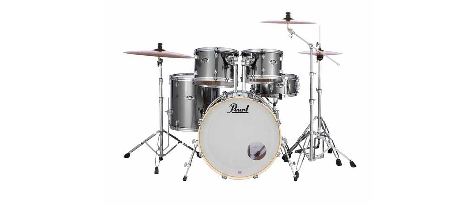 Pearl Export Series Drum Set