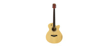 Load image into Gallery viewer, Giuliani GAG40SLEQ Acoustic Electric Guitar with FREE bag