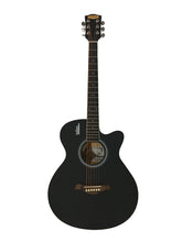 Load image into Gallery viewer, Giuliani GAG40SSLEQ Solid Top Acoustic Electric Guitar with Bag