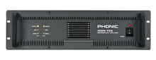 Load image into Gallery viewer, Phonic ICON700 700W Contractor Power Amplifier