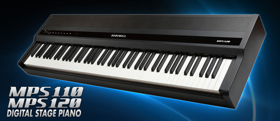 Kurzweil MPS110/MPS120 Digital Stage Piano