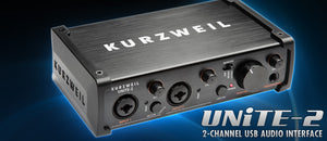 Kurzweil Unite-2 USB Audio Interface