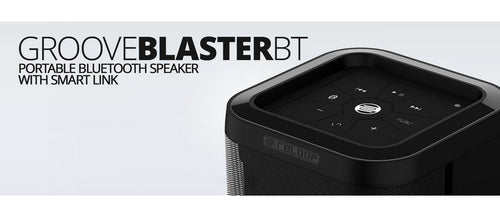 Reloop Groove Blaster BT Portable Bluetooth 4 Speaker
