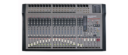 Phonic AM1621X 20 Channel Mixer with DFX