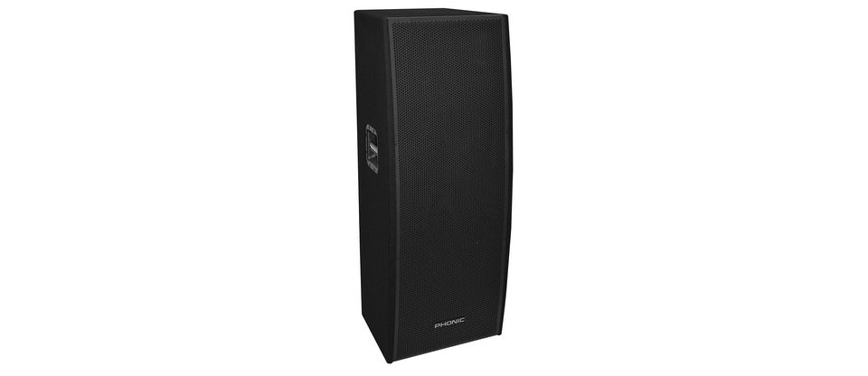 Phonic ISK215 1400W Dual 15 Inch Passive Speakers