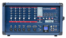 Load image into Gallery viewer, Phonic Powerpod 630RW Powered Mixer w/USB Rec
