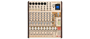 Phonic AM12GE 12 Channel Mixer with BT, TF Recording, USB Interface