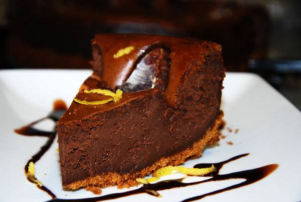 Salazon Chocolate Cheesecake