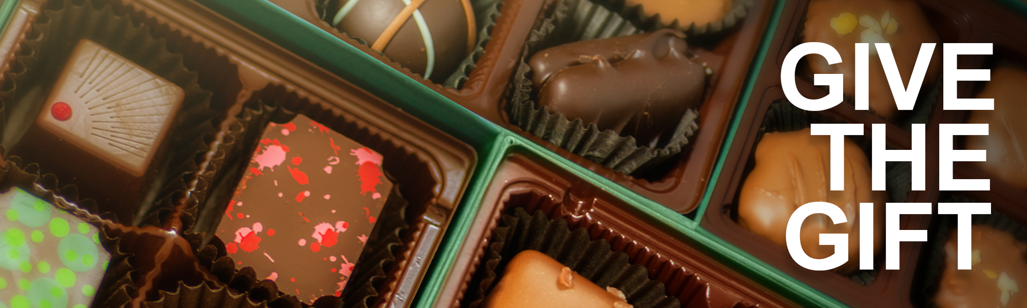 chocolate - gift basket - candy - delivery - chocolate covered